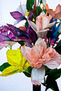 Free Artificial Flowers Royalty Free Stock Photo - 16227485