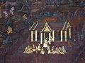 Free Art Thai Painting Royalty Free Stock Image - 16228216