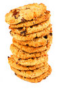 Free Stack Of BIscuits Royalty Free Stock Photos - 16229648
