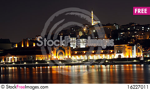 Free Halic Culture And Congress Centre Stock Image - 16227011