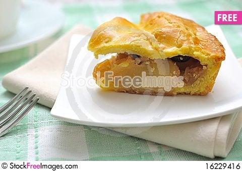 Free Tasty Apple Pie Royalty Free Stock Image - 16229416