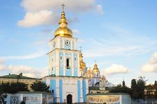 Free St. Michael S Golden-Domed Monastery Stock Photos - 16220013