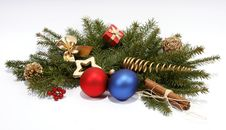Free Christmas Decoration Royalty Free Stock Photography - 16220047