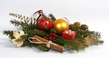 Free Christmas Decoration Royalty Free Stock Photography - 16220127
