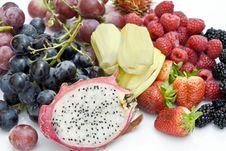 Free Fruits Stock Image - 16220201