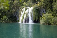 Free Plitvicer Waterfalls Stock Photography - 16220482