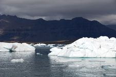 Free Iceland Sky Black Ice Stock Photography - 16220772