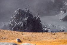 Iceland Namafjall Stock Images