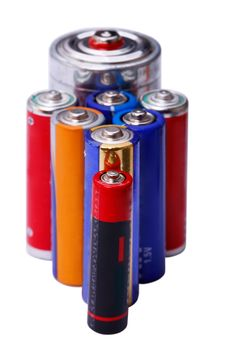 Free Batteries Stock Images - 16221014