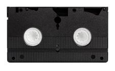 Free Video Cassette Tape Royalty Free Stock Photos - 16222728