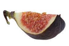 Free A Quarter Of Fig Stock Photo - 16222920