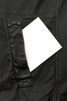 Free Leather Pocket Stock Photography - 16223542