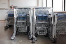 Free Shopping Carts Stock Photos - 16224053