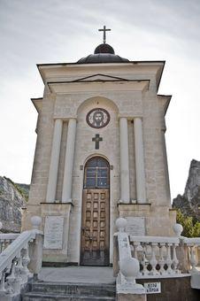 Free Ukrainian Orthodox Church In Crimea Royalty Free Stock Images - 16224369
