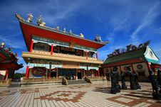 Free Chinese Temple Stock Photo - 16225250