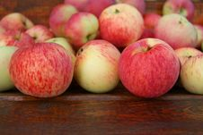 Free Striped Apples Stock Photo - 16227140