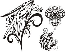Free Fantasy Zodiac. Royalty Free Stock Image - 16227326