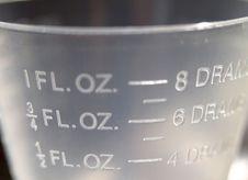 Free Closeup Shot Of Measuring Cup Stock Photos - 16227583
