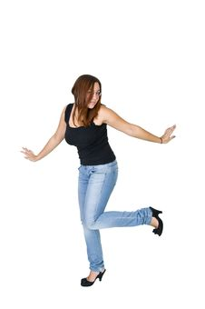 Free Pose Stock Images - 16228494