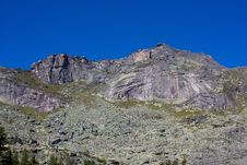 Free Mountain Landscape. Siberian Natural Park Ergaki Royalty Free Stock Photo - 16228915