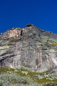 Free Mountain Landscape. Siberian Natural Park Ergaki Royalty Free Stock Photo - 16229015