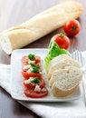 Free Tomato Salad With Onion Stock Photo - 16230360