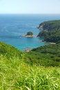 Free Ocean Bay View Wirh Islet Stock Photos - 16234643