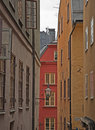 Free Alleyway In Stockholm Royalty Free Stock Photography - 16235127