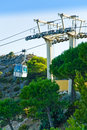 Free Cable Car System Royalty Free Stock Image - 16235286