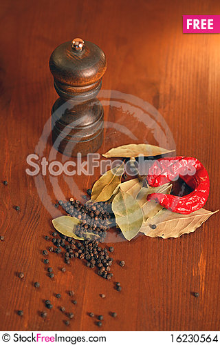 Free Spice Stock Images - 16230564
