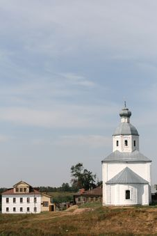 Free Russian Orthodox Church In Suzdal Royalty Free Stock Photo - 16231895