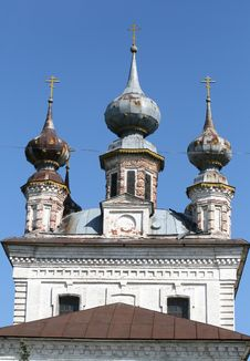 Free Cathedral In Yuriev-Polsky Royalty Free Stock Images - 16231929