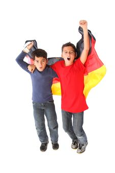 Free Two Brothers Stock Photo - 16232010
