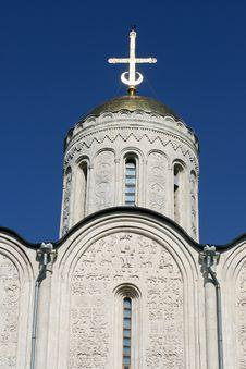 Free Dmitrievsky Cathedral In Vladimir Stock Photos - 16232073