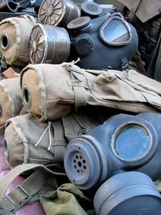 Free Gas Masks Stock Photos - 16233113