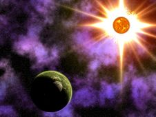 Free Nebula Star System Stock Photos - 16233993