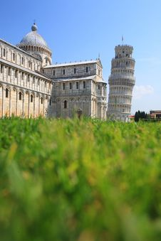 Free Leaning Tower Of Pisa Stock Image - 16234761