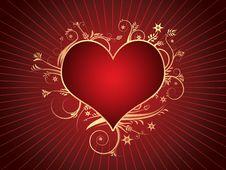 Free Love Card Royalty Free Stock Photos - 16236008
