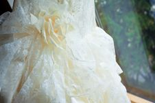 Free Wedding Dress Stock Photography - 16236302