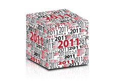 Free 2011 Cube Stock Photos - 16236793