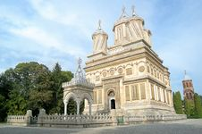 Free Curtea De Argeş Monastery Royalty Free Stock Photos - 16238318