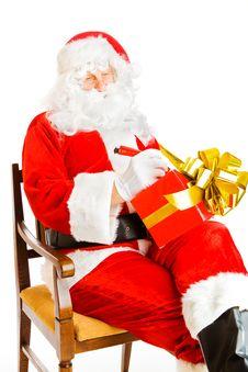 Free Santa Claus Stock Photography - 16238492