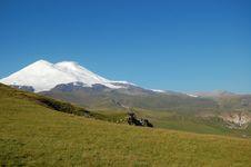 Elbrus Royalty Free Stock Image