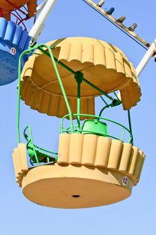 Free Ferris Wheel Cabin Stock Image - 16239191