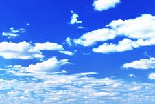 Free Sky And Clouds Royalty Free Stock Images - 16239529