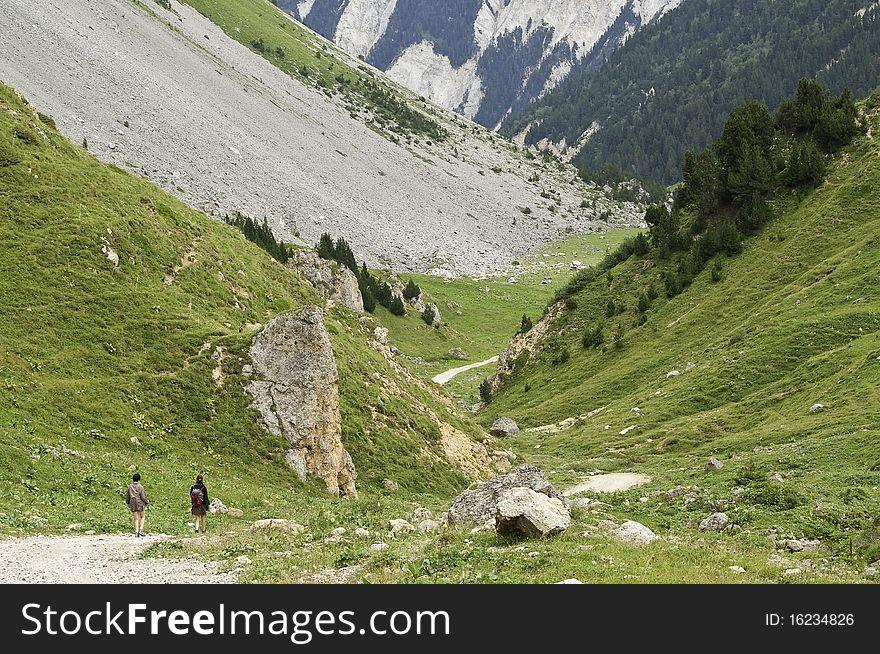 National Park Vanoise