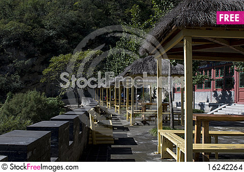 Free Thatched Cottage Stock Images - 16242264