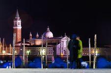 Free San Giorgio Maggiore Church At Venice, Italy Stock Images - 16241174