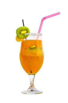 Free Fruit Cocktail Royalty Free Stock Photography - 16243457