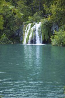 Free Plitvicer Waterfalls Stock Image - 16244091